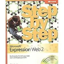 Microsoft Expression Web 2 Step by Step (Step By Step (Microsoft)), Chris Leeds,