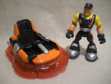 Rescue Heroes Inflatable Squad Ty Phoon & Inflatable Hydrofoil!
