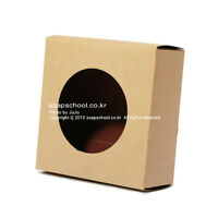 150 wholesale Soap Candle Candy Boxes Packaging Kraft circle