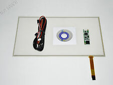 """14.1 Inch 4 Wire Resistive Touch Screen Panel USB for 14"""" Laptop 16:9 0.5mm Film"""