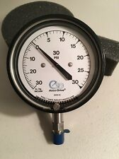 3D Instruments Compound Pressure-Vacuum Compound Dial Gage 25103-48B31MBS