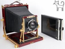 Tachihara 8X10 field camera + Schneider Symmar S MC 240mm F5.6 lens + holder