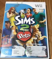 the sims 2 pets wii - Like New Condition