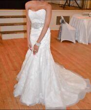 Olegi Cassini Size 2 Wedding Dress