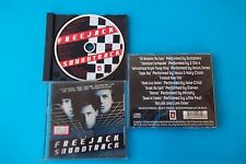 FREEJACK SOUNDTRACK CD 1992 VARIOUS ARTISTS NUOVO