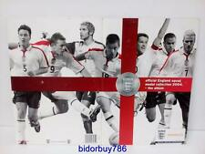 Official England Squad Medal Collection 2004