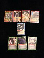 Naruto Sammelkarten Sammlung Holo Selten