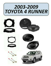 Fits Toyota 4 Runner 2003-2009 Factory Speaker Replacement Combo, PIONEER