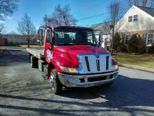 2003 international 4300 rollback, flatbed, tow truck, wrecker