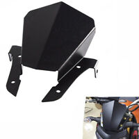 Upper Headlight Mount Cover Panel Fairing For Yamaha MT-07 FZ07 2014 2015 2016