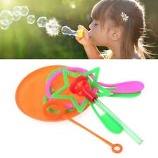 6pcs Blowing Bubble Soap Tools Toy Bubble Sticks Set Outdoor Toy Kids Toy New