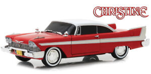 Evil Christine 1958 Plymouth Fury