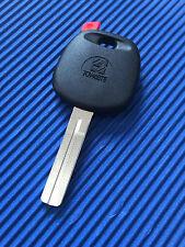 TOYOTA / LEXUS -Replacement Transponder Car Key Shell Key Blank-Free Postage