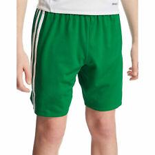 adidas Short 16 Men's Climacool Ventilated Football Shorts Sport Gym Green White