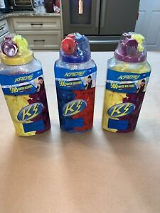 Kaos Water Balloons Lot of 3 / 500 A Pack Kids Game Party Biodegradable Fillers