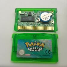Pokemon Emerald Nintendo GBA Gameboy Advance Game Cartridge GENUINE