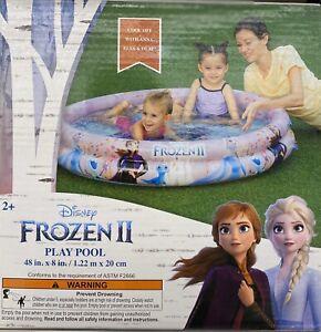 Disney® Frozen II Inflatable Play Pool