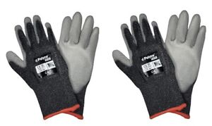 2 PAIRS High Quality Children Gardening Gloves Age 8-12 Size 6 POLYCO KIDS