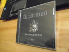 SEALED RARE Apparition DEMO CD Disciples of the Sun rock ? unknown EP 4 songs