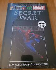Ultimate Graphic Novels Collection Marvel Secret War Issue 18