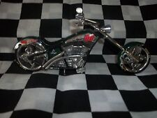 Dale Earnhardt Jr #88 Amp Chopper Model Bike