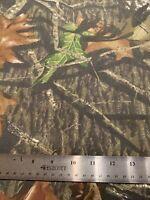 Mossy Oak  Camo Cotton Fabric 60 Inches Wide BTHY