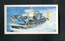Brooke Bond Tea Card: 1975: Inventors & Inventions No.48: The Hovercraft 1954