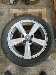"Volvo V40 2012-2019 16"" Alloy Wheel & Tyre 4MM 205/55R16  31317285"