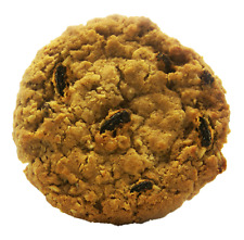 Oatmeal Raisin Cookies 6 large 4 inch by 1/2 thick