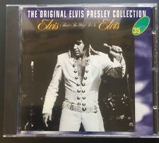 The Original Elvis Presley Collection # 35 That's The Way It Is - MINT CD