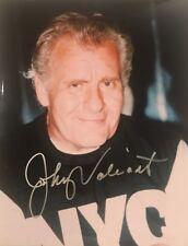 Johnny Valiant - Autographed 8x10 Promo Photo signed wrestling  wwe wwf