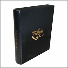Genesis Pubs ZoSo: The Photographic Autobiography Collector's Edition Book (Uk)
