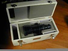 ANGENIEUX 20-120 ZOOM LENS 35mm FORMAT T 2.9 TYPE 6X20L2 w ACCESSORIES & AJ CASE