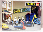 Box Of Mount Grill Tubs Teiche FALLER 2210 Modeling Static Warcraft