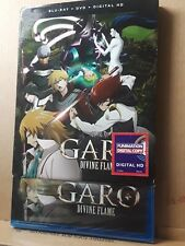 Garo The Movie: Divine Flame [Blu-ray] DVD, David Wald;Justin Briner;Monica Rial