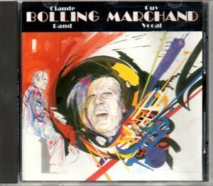 CD Jazz Claude BOLLING et Guy MARCHAND 1988 au Petit Journal Montparnasse