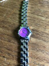 Ladies REFLEX SS Blackberry Faced Watch & Straps  W735/2