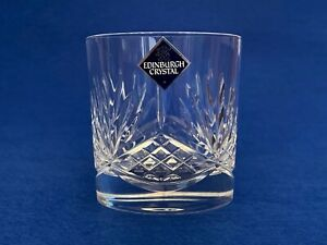 Edinburgh Crystal Atholl 9oz Whisky Glass - Old Fashioned - More available