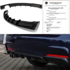 Heckdiffusor 2 Rohr Links Sport-Performance passend für BMW F30 F31 M-Paket