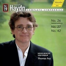 Haydn Complete Symphonies, Vol. 19