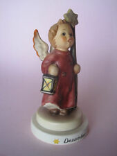 Goebel Hummel-Porzellan mit Engel-Motiv aus