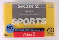 sony p5-60 spt case per cassette 8mm nuovo sigillato