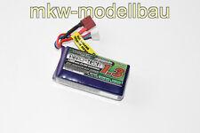 Lithium Akku Batterie Lipo Turnigy 3s 1300mAh für Vape VT-Box 200 / 250