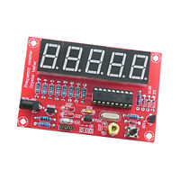 1Hz-50MHz Frequency Counter Crystal Tester DIY Kit