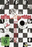 COFFEE AND CIGARETTES - BENIGNI,ROBERTO/BUSCEMI,STEVE    DVD NEU