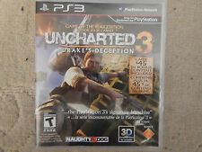 Uncharted 3: Drake's Deception Game of the Year Edition PS3