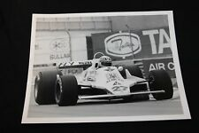 Photo Fly Saudia Williams Ford FW06 1980 #27 Alan Jones (AUS) type 6