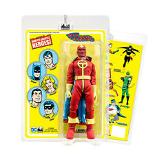 DC Comics 8 Inch Action Figures With Mego-Like Retro Cards: Red Tornado3