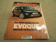 TopGear Magazine Subscribers Edition August 2011 Issue 220