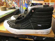 Vans Sk8-Hi Pro BMX Demolition Black White Size US 9 Men New VN0A45JV12I